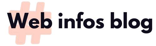 Web infos blog