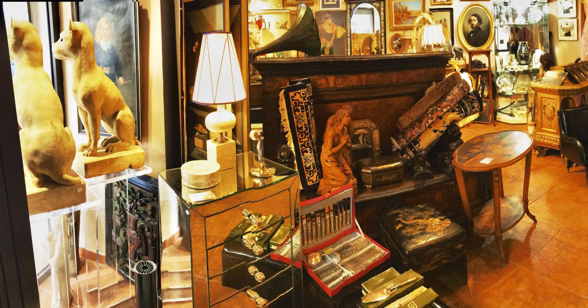 6 endroits où chercher vos antiquités