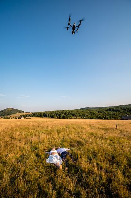 Donnez une nouvelle perspective à vos photos grâce au drone