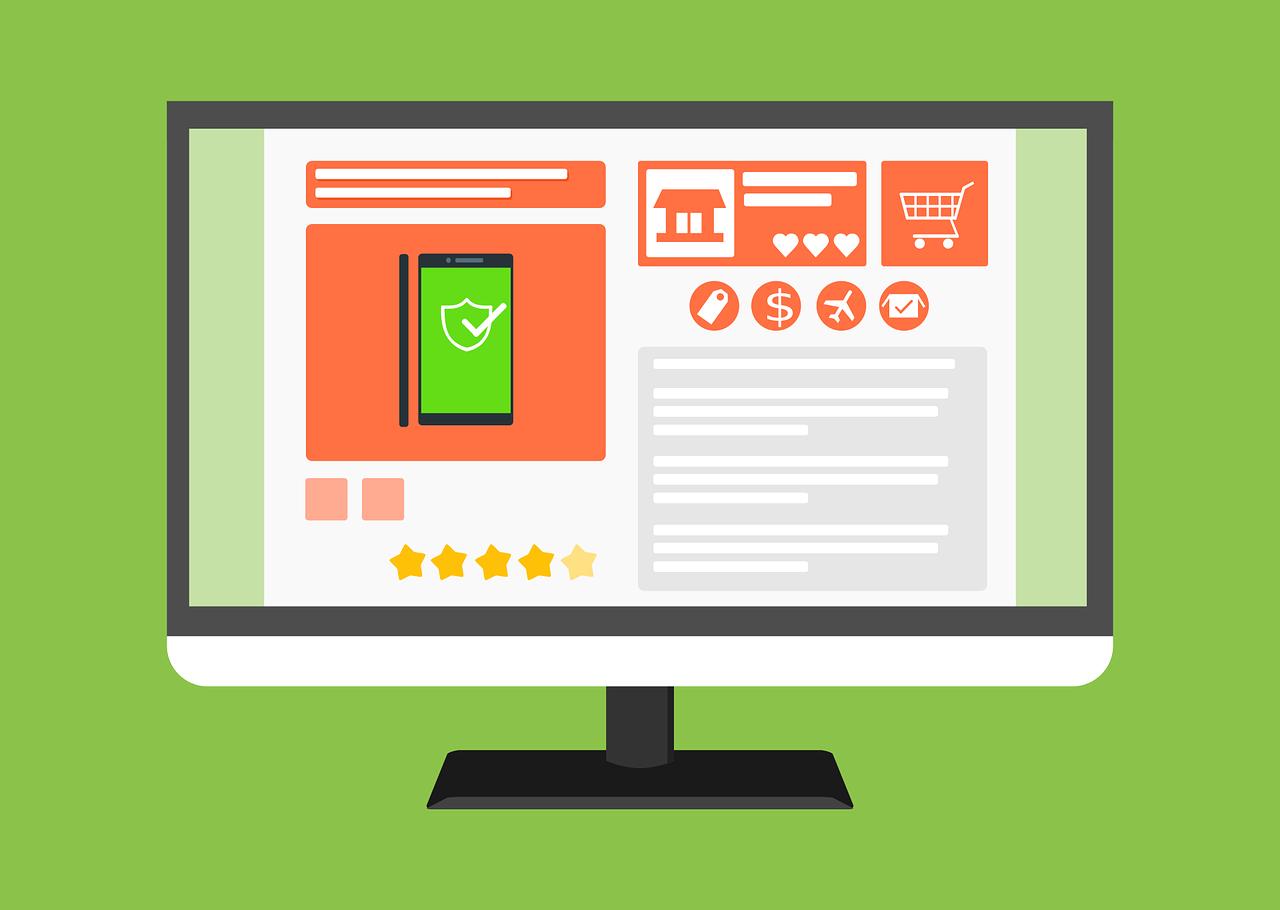 Site e-commerce et site vitrine: lequel choisir?