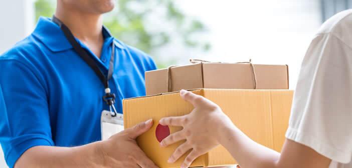 Service de livraison: premier critère des acheteurs en ligne